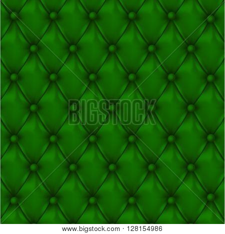 Vector Leather background with buttons. Luxury background.. Leather background. Vector illustration of  leather background. Vector leather texture.