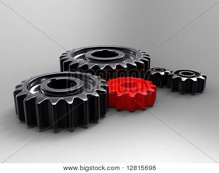 Lock Gears