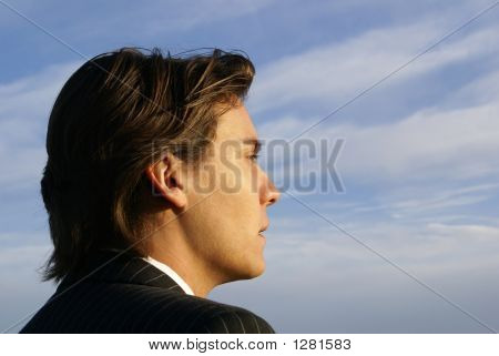 Young Male Businessman