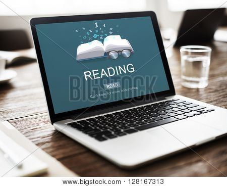 Reading Knowledge Intelligence Vision Solution Concept