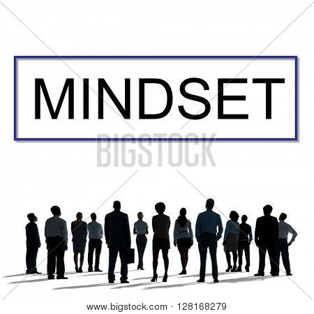 Mindset Belief Discipline Experience Knowledge Concept
