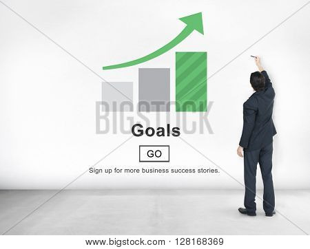 Goals Inspiration Mission Motivation Target Website Concept