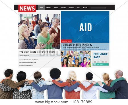Aid Assistance Support Help Charity Concept