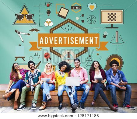 Advertisement Advertising Creative Commercial Concept