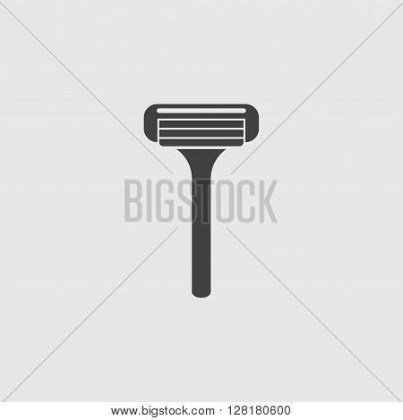 Shaver icon illustration isolated vector sign symbol