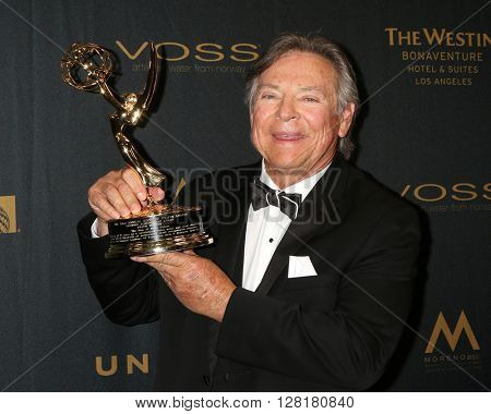 LOS ANGELES - APR 29:  Frank Welker at the 43rd Daytime Emmy Creative Awards at the Westin Bonaventure Hotel  on April 29, 2016 in Los Angeles, CA