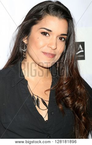 LOS ANGELES - APR 30:  Alicia Sixtos at the Suzanne DeLaurentiis Productions Gifting Suite at the Dylan Keith Salon on April 30, 2016 in Burbank, CA