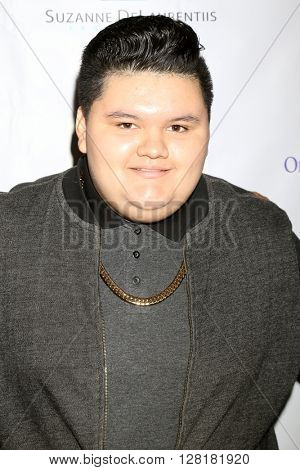 LOS ANGELES - APR 30:  Jovan Armand at the Suzanne DeLaurentiis Productions Gifting Suite at the Dylan Keith Salon on April 30, 2016 in Burbank, CA