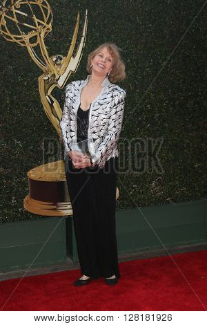 LOS ANGELES - APR 29:  Toni Tennille at the 43rd Daytime Emmy Creative Awards Arrivals at the Westin Bonaventure Hotel  on April 29, 2016 in Los Angeles, CA