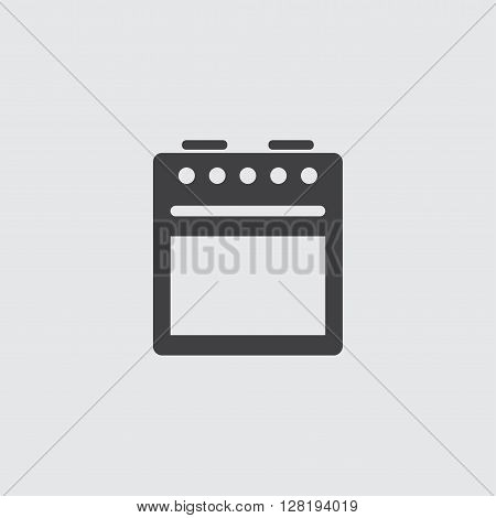 Cooker icon illustration isolated vector sign symbol