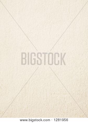 Textura de la alfombra blanca