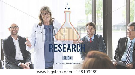 Research Results Report Facts Exploration Discovery Concept