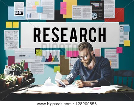 Research Discovery Exploration Feedback Results Concept