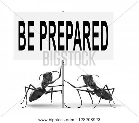 Be prepared for the worst and ready before the big change. Are you ready, it is time to plan ahead and in advance.