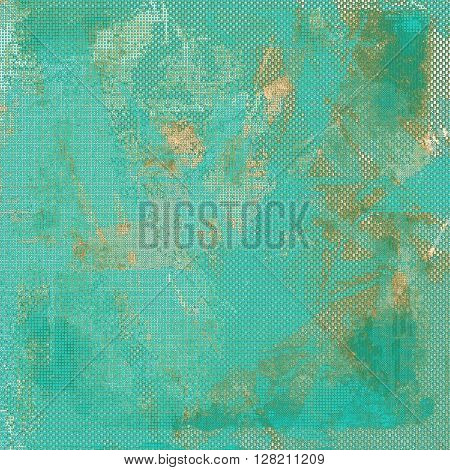 Abstract colorful background or backdrop with grunge texture and different color patterns: yellow (beige); brown; gray; green; blue; cyan