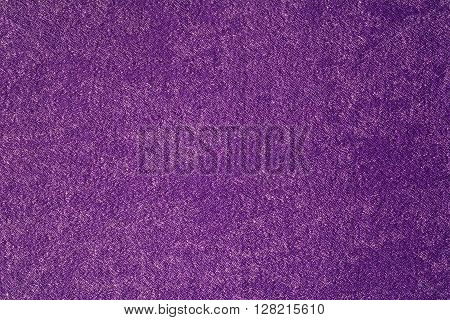 Texture of purple fabric background. Fabric texture.Textile background