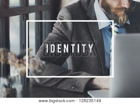Identity Branding Character Copyright Marketing Concept