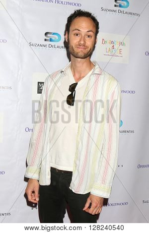 LOS ANGELES - APR 30:  Mattia Fiumani at the Suzanne DeLaurentiis Productions Gifting Suite at the Dylan Keith Salon on April 30, 2016 in Burbank, CA