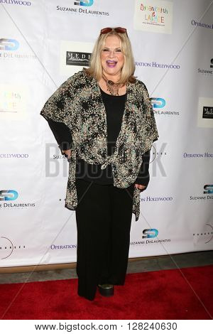 LOS ANGELES - APR 30:  Suze Lanier-Bramlett at the Suzanne DeLaurentiis Productions Gifting Suite at the Dylan Keith Salon on April 30, 2016 in Burbank, CA