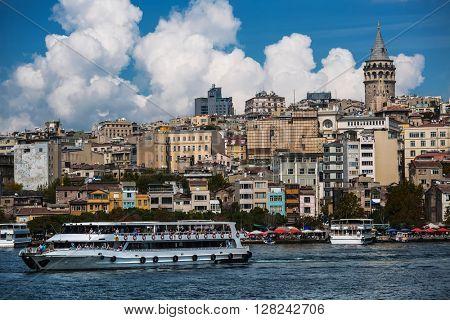 City of Istanbul, Turkey