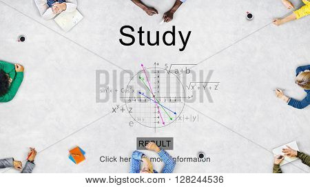 Study Insight Intelligence Knowledge Learning Concept