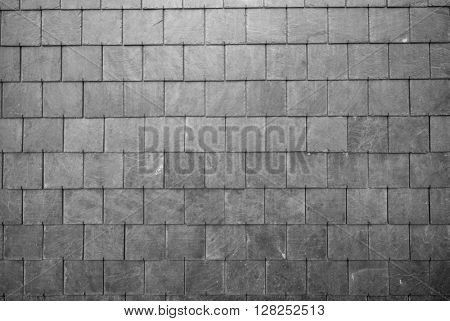slate roof tiles background