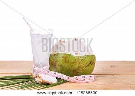 Natural Coconut Juice Helps In Body Weight Loss