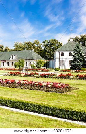 Kozlowski Palace with garden, Lublin Voivodeship, Poland