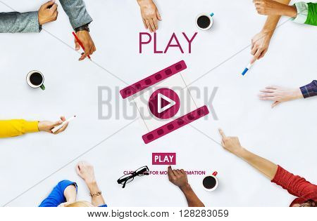 Play Playing Activity Fun Happiness Leisure Concept