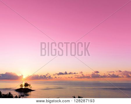 Horizon Skyline Coast