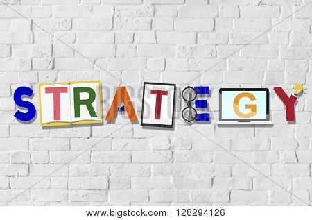 Strategy Tactics Process Development Operations Concept