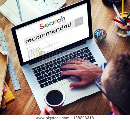Recommended Recommendation Satisfaction Offer Concept