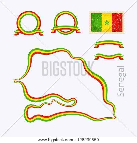 Colors Of Senegal