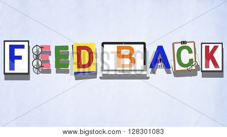 Feedback Response Evaluation Assessment Concept