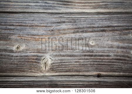 Old dingy wood planking background. Grunge texture