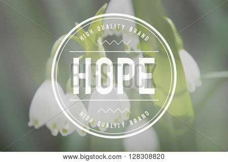 Hope God Belief Praying Faith Concept