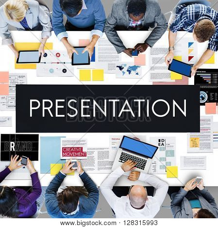 Presentation Information Speech Formal Concept