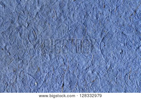 Blue background - texture of decorative colored paper
