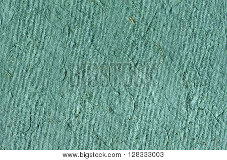 Green background - texture of decorative colored paper