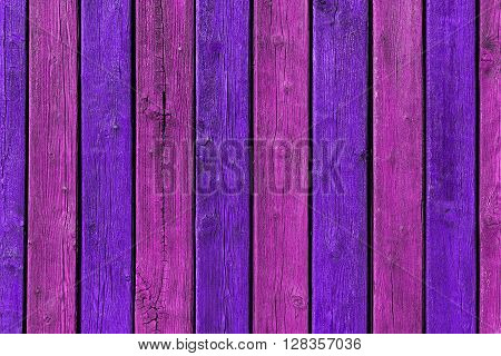 Colorful Creative Purple and Pink Board Wood Background