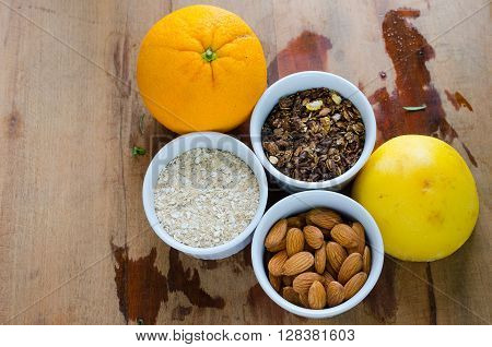 Brazilian seasons natural delicious fresh organic food and fruits
