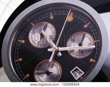 close-up Wrist watch