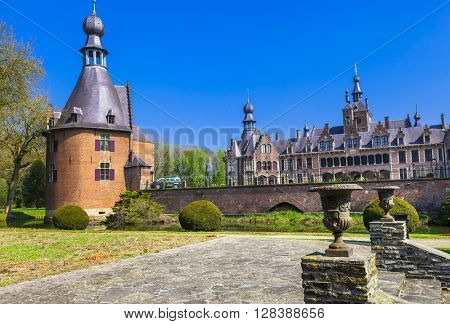 romantic castles of Belgium - Ooidonk