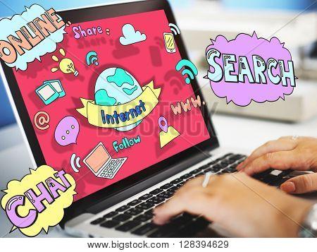Internet Communication Connection Online Concept