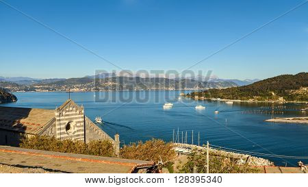 Portovenere Coast View