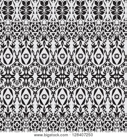 Abstract background seamless beautiful pattern for design