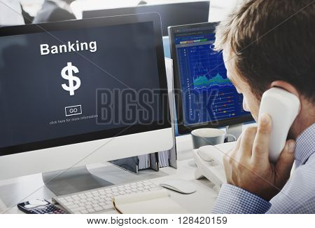 Business Finance Banking Accounting Concept
