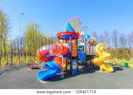Playground Children's Entertainment