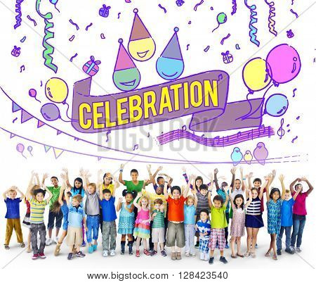 Celebration Celebrate Anniversary Event Social Concept