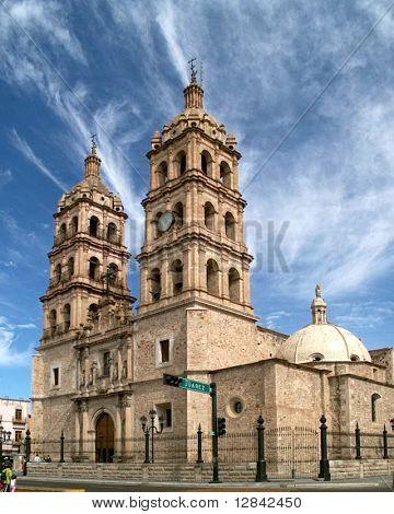Durango., Mexico. Cathedral